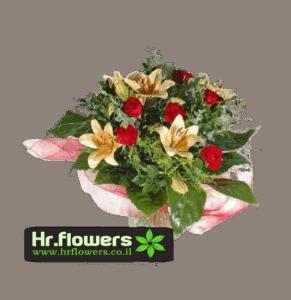 משלוח פרחים ראש העין