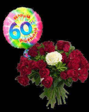 דיל 60 ורדים + 1 לשנה הבאה