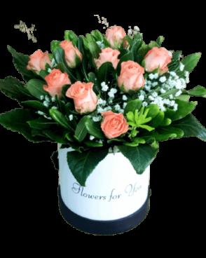ורדים בקופסא