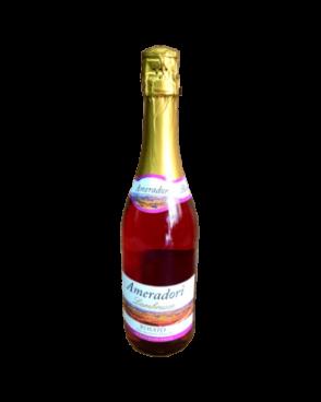 בקבוק שמפנייה אדום / לבן