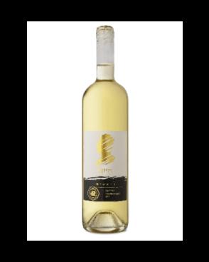 בקבוק יין לבן בראשית