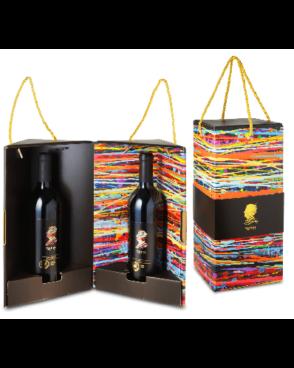 מארז יין מהודר זוגי